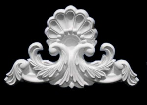 Over Mantel Decoration